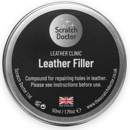 Scratch Doctor leather filler product for leather repair