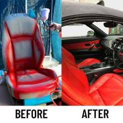 scratch doctor leather colourant car seat dye