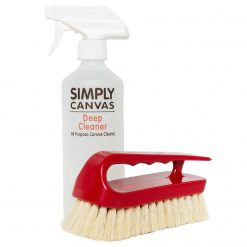 canvas deep cleaner