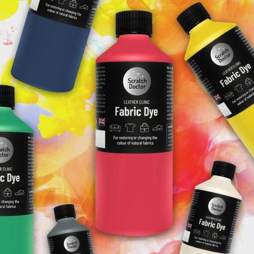 Liquid Fabric Dye