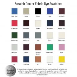 Liquid Fabric Dye Sample