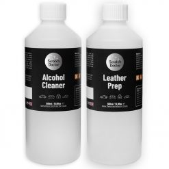 leather prep kit