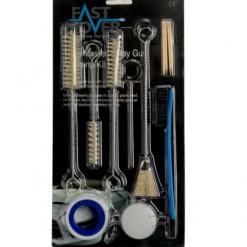13 piece spray gun cleaning kit